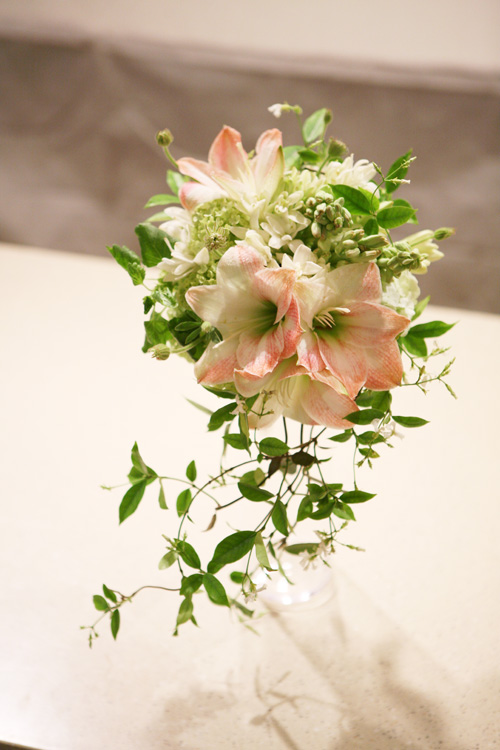 BRIDAL BOUQUET AP프라그랑스