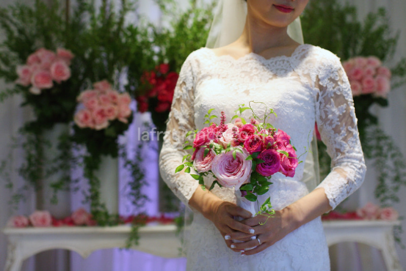 Bridal room in Hanyang University_2프라그랑스