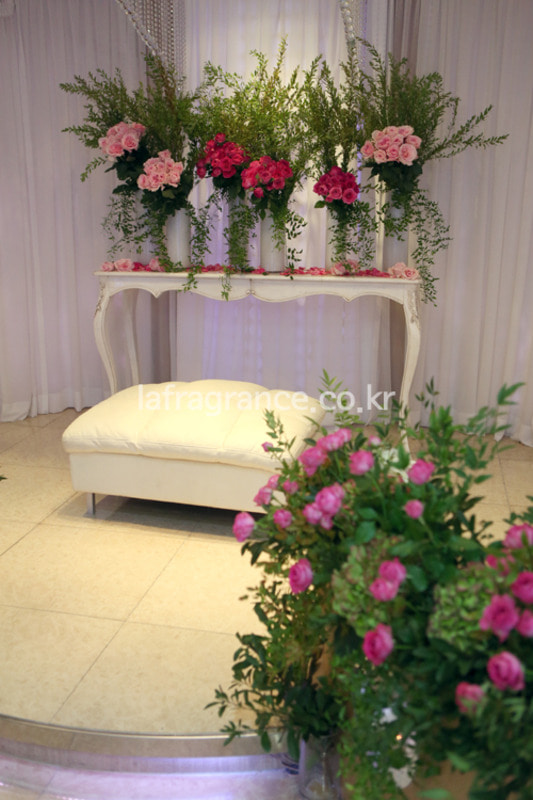 Bridal room in Hanyang University_3프라그랑스